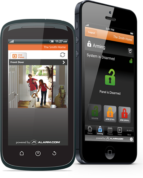 iPhone Home Automation App